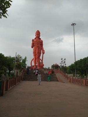 Chattarpur Temple(Shri Aadya Katyayani Shakti Peeth)