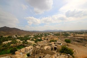 The city of Djinns: Bahla fort (a city of ghosts, myths and legends)