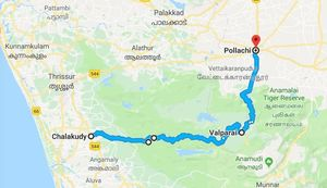 Valparai Forest Trail: Road trip from Kerala to Tamil Nadu via Athirappilly