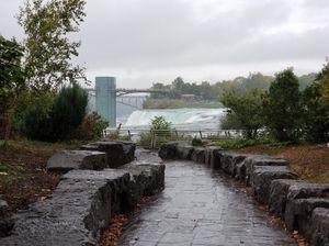Trip to Niagara, USA