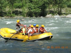 Let Go of Every Fear in Rishikesh