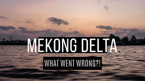 Mekong Delta - One of the lesser visited places in Vietnam