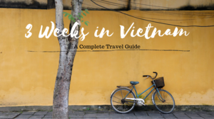 21 Days - 2 Girls - 1 Country | A life changing trip to Vietnam