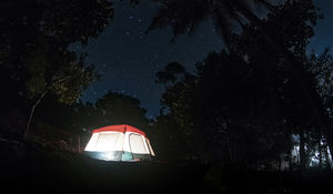 From a Star Hotel to Camping Under the Stars: Story of Our Family Trip.