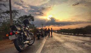 Wandering Hearts. Full Tanks. A Ride To The Mystic Wayanad.