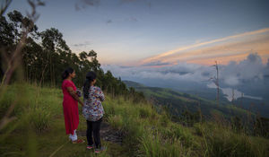 A Trip For Her. Story Of Our Family Camping At Vagamon