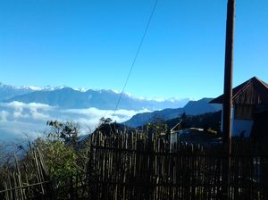 Games of nature in Mayodia, Arunachal Pradesh