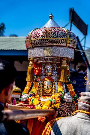 Celebration of Deities