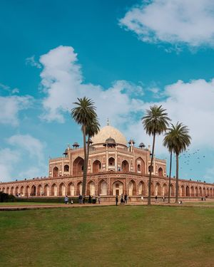 Humayun's Tomb Is it underrated ?