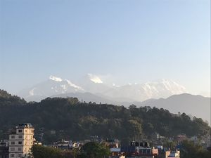 Travelling by road to the land of mountains: Nepal (Pokhara & Kathmandu) - part 1