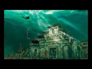 Discover the remnants of the lost city Dwarka by Scuba-diving