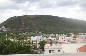 Volcanic hill in Andhra Pradesh that can erupt any day unless it's fed with jaggery!