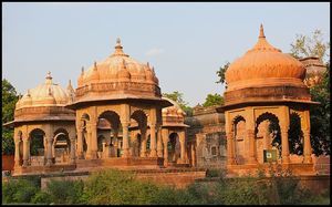Here's why the lesser known Panch Kunda Cenotaphs of Jodhpur are totally worth paying a visit to!