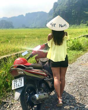 Nomadic feels of Nin Binh <3