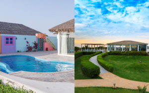With Greek Villas, Beach-Front Infinity Pools, It's Hard To Guess This Resort Is In Kutch.