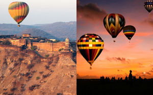 "Hot Air Balloon Rides In Rajasthan Are A Reason To ""Padharo Mhare Des"" Asap!"