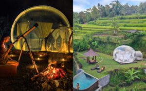 In Bali, You Can Now Live in a Bubble of Your Own, Quite Literally