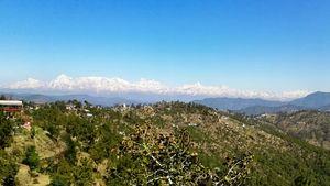 Crank Ridge,Almora