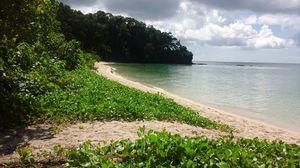 Corbyn's Cove Beach, Port Blair