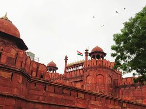 Red fort | Mughal's royal residence