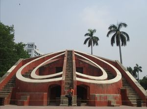 Jantar Mantar - A mix of science and heritage #Delhi