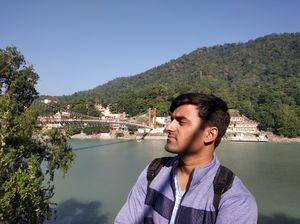 Ram Jhula - A gem in #Rishikesh