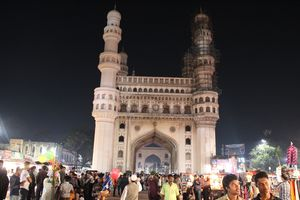 #charminar #shopping #streets #spot #architecture #kings #monument #identity
