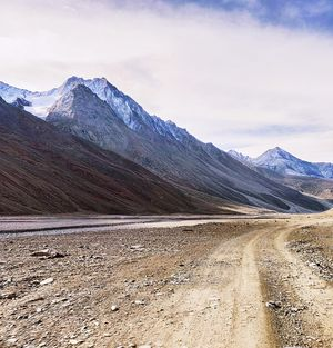 Road trip Crossing Lahul-Spiti valley, Enter Kullu valley through Rohtang Pass