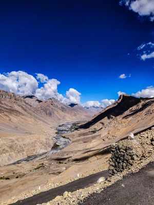 Spiti Valley : Unplanned solo trip