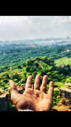 Mighty Hyderabad!