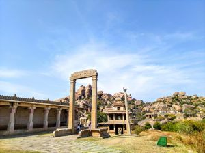 Chitradurga-Best place if you're interested in history and a little adventure!!