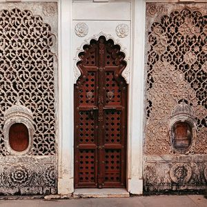 Doors and Doorways of Udaipur, Rajasthan