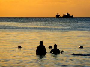 Varsha travels to Ile Maurice/ Mauritius