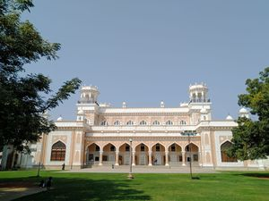 Palace of the Nizams : Chowmahalla Palace