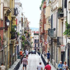 Barcelona #OnTheRoad