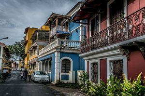 Fontainhas | Heritage Latin Colony in Panjim , Goa.