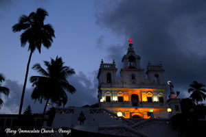 Explore Goa's Capital like a local #ExploringMyCity