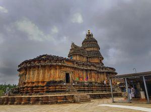 Sri Vidyashankara Temple, Sringeri