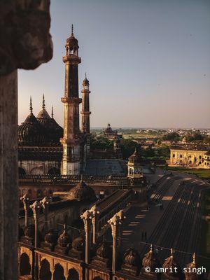 Nawabo ka sahar #Lucknow