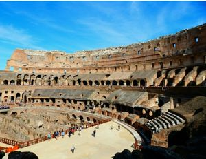 The Unconventional Honeymoon : Rome and Vatican City
