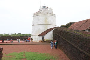 Visit to the Forts in Goa