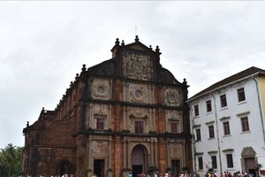 The visit to the Famous Churches in Goa