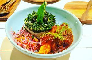 santé spa cuisine in chennai #IWillGoAnywhereForFood