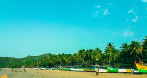 Palolem Beache, South Goa