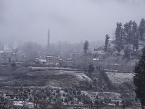 KASHMIR IN WINTER - HEAVEN AND HELL ON EARTH.