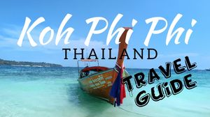 Phi Phi Island Snorkeling Tour | Thailand travel guide 2019