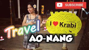 Ao-nang, KRABI 2019| Hidden gems of Krabi |Complete itinerary