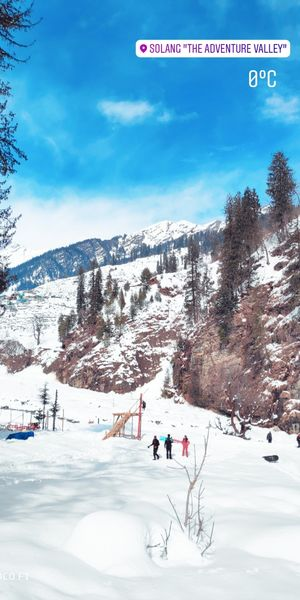 Tour of Manali, Himacha Pradesh