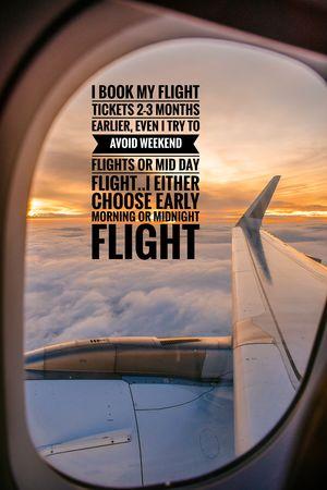 I travel for travel's sake so #anythingfortravel