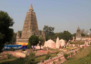 Linger A Little Longer In the City of Bodh Gaya